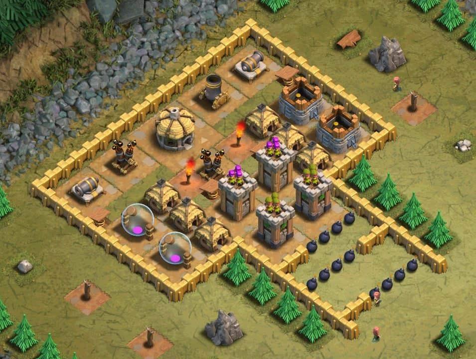 Queens Gambit Goblin Village Original, Clashin With Smitty